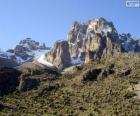 Mont Kenya, Kenya