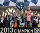 Sporting Kansas City, champion MLS 2013
