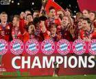 Bayern Munich, Champion Coupe du monde des clubs 2013
