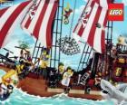 Bateau pirate de Lego