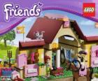 Les Écuries de Heartlake City, Lego Friends