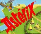 Logo d'Astérix