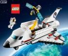 Navette spatiale de Lego City