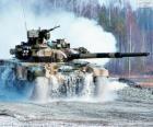 Char de combat russe T-90S