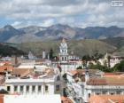 Ville historique de Sucre, en Bolivie