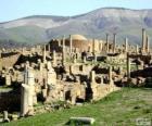 Djemila site archéologique Roman, Algérie
