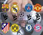 League des Champions - UEFA Champions League 2013-14 Quarts de finale