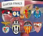 UEFA Europa League 2013-14 Quarts de finale