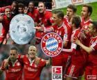 Bayern Múnich champion 2013-2014