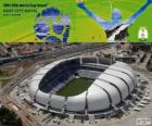Arena das Dunas (45 000), Natal