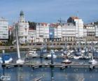 La Coruña, Espagne