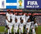 Sélection du Honduras, Groupe E, Brésil 2014
