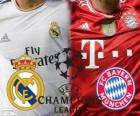 Ligue des Champions - UEFA Champions League demi-finale 2013-14, Real Madrid - Bayern
