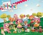Lalaloopsy, les poupées de chiffon
