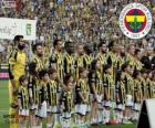 Fenerbahçe, champion Super Lig 2013-2014, Ligue de Football de Turquie