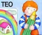 Teo et couleurs