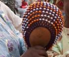 Le chekeré est un instrument de percussion africain