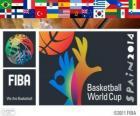 Coupe du monde de basket-ball 2014. Championnat FIBA organisé par l'Espagne