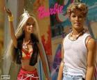 Barbie et Ken en été