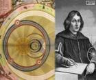 Nicolás Copérnico (1473-1543), astronome polonais qui ont formulé la théorie héliocentrique du système solaire