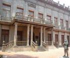 Palais des comtes de Buenavista, ville de Mexico, Mexique