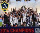 Los Angeles Galaxy, champion MLS 2014