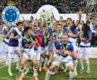 Cruzeiro champion 2014