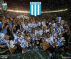 Racing Club de Avellaneda, champion de la Torneo de Transición 2014 en Argentine
