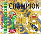 Real Madrid CF, Champion Coupe du monde des clubs FIFA 2014