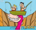 Fred Pirrafeu et Barney Laroche en une journée de pêche