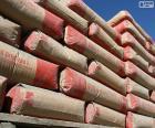Sacs de ciment Portland