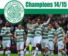 Celtic FC champion 2014-2015