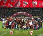 Sevilla champion Europa League 15