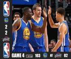 NBA finales 15, partie 4