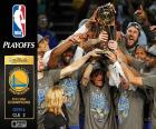 Warriors, champions NBA 2015