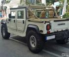 Hummer H1 Cabrio