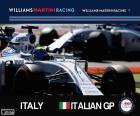 Felipe Massa, Williams, Grand Prix d'Italie 2015, troisième place