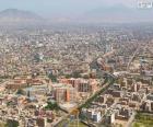 Trujillo, Pérou