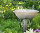 Chariot de jardinier