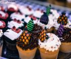 Cupcakes pour Halloween