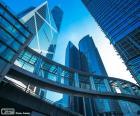 Bureaux de bâtiments Hong Kong
