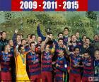 FC Barcelone, Cupe FIFA 2015