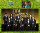FIFA/FIFPro World XI 2015