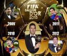 Ballon d'or FIFA 2015