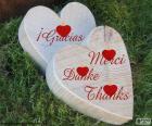 Deux cœurs de bois