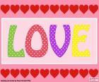 Amour et coeurs