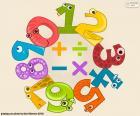 Chiffres et symboles