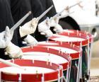 Plusieurs tambours