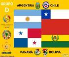 Groupe D, Copa América Centenario