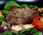Bifteck grillé